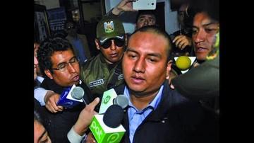 Fiscal niega que Juan Pari consume droga en prisión