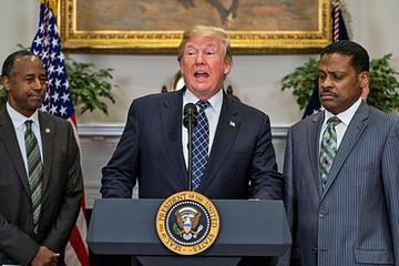 Trump convulsiona otra vez la esfera diplomática
