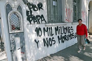 Ataques a templos azoran Chile a días de la visita del Papa