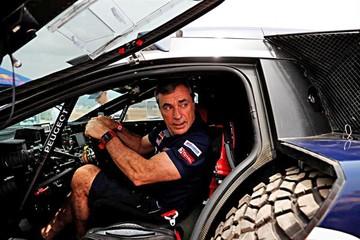 """Sainz: """"Este Rally es el más duro  de Sudamérica"""""""