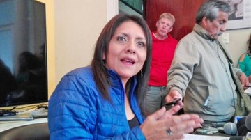Ministra López: En el país hay democracia profunda