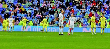 Real Madrid cae y toca fondo en Liga