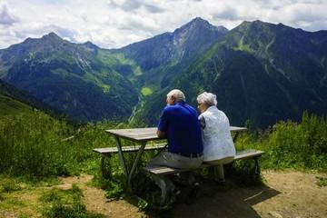 Saber envejecer con inteligencia emocional y armonía