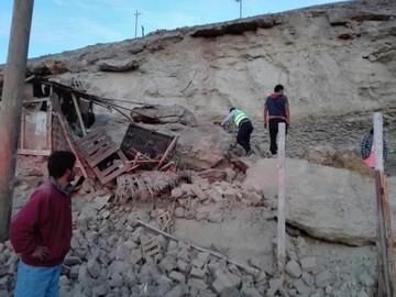 Sismo deja al menos dos muertos en Perú