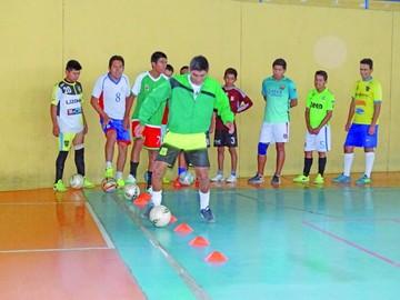 Boca Juniors emprende camino a la Liga de Futsal