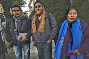 Campesinos desconocen a Mitma como dirigente de la COB y exigen convocar a congreso