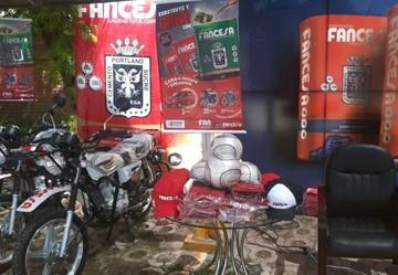 Fancesa premia a sus clientes con automóviles, motocicletas y bicicletas