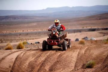 Etapa 10: Wálter Nosiglia abandona el Rally Dakar por problemas de salud