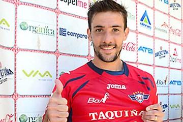 Royal Pari contrata en la delantera a Marcos Pirchio