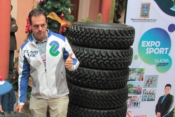 El chuquisaqueño Luciano Pérez abandona el Dakar en la etapa 11
