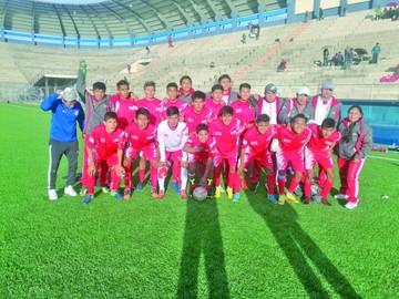 Chuquisaca golea a La Paz y sueña en la Copa Sub 18