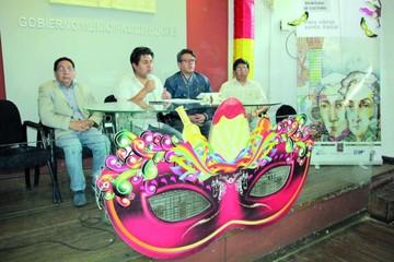 Lanzan convocatoria para Carnaval Grande de Sucre