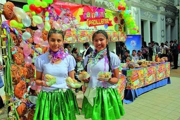 Padilla promete alegría para fiesta de Carnaval