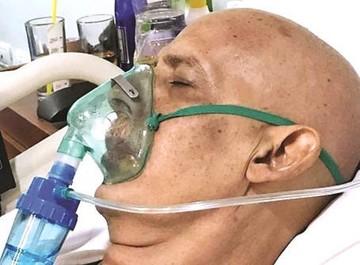 Carlos Chávez fue trasladado anoche a Brasil para tratarse el cáncer