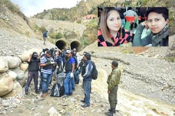 La Paz: Encuentran sin vida a la pareja desaparecida en Año Nuevo