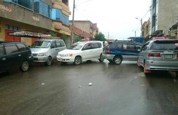 Paro Cívico paraliza a Tarija con más de 30 puntos de bloqueo