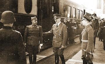 SOS: El tren que alojó a Hitler y Franco