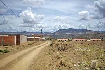 Barrio Santa Isabel: La odisea de movilizarse hacia el centro