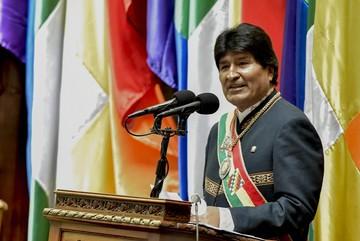 Presidente Morales identifica cinco compromisos por cumplir
