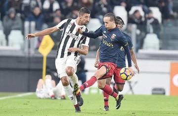 Juventus impone  su ley y mantiene el pulso en Italia