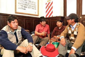 Diputados de oposición levantan huelga de hambre en la Asamblea Legislativa