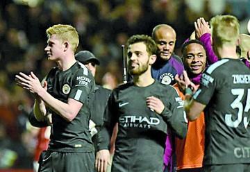 El City avanza a la final de la Copa, la primera de Pep
