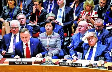 El uso de armas químicas enfrenta a Rusia con EEUU