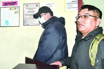 Desfalco: Acusados fueron extorsionados