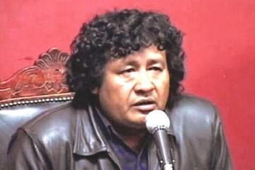 Dan licencia sin goce de haberes a diputado Jacinto Vega hasta conocer su sentencia ejecutoriada