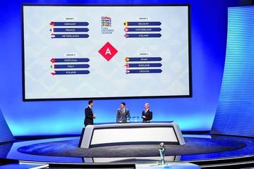 Liga de Naciones define grupos para su primera versión