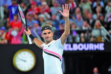 Federer-Chung, pulso de dos generaciones