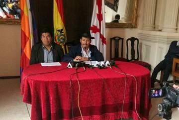 Gobernador Urquizu desafía a detractores a que lo revoquen