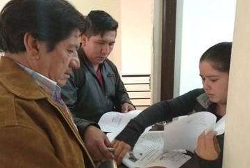 Solicitan libros para iniciar proceso revocatorio para alcalde de Monteagudo