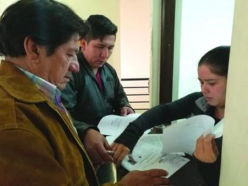 Piden revocatorio para el Alcalde de Monteagudo