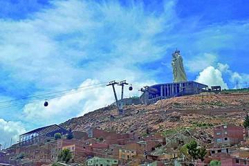 Estrenarán teleférico de Oruro antes de Carnaval