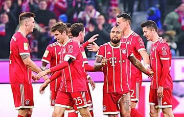 Bayern sigue imparable
