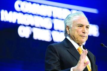 Temer: Es preferible que Lula sea candidato para elecciones