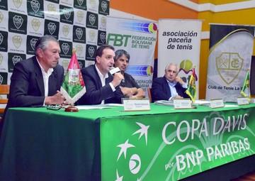 Bolivia y Perú jugarán en nuevo formato de tenis