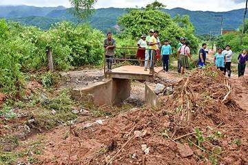 Máxima alerta en Yacuiba ante aviso de más lluvias