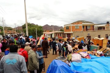 Morales instruye tomar medidas para ayudar a familias afectadas por las lluvias
