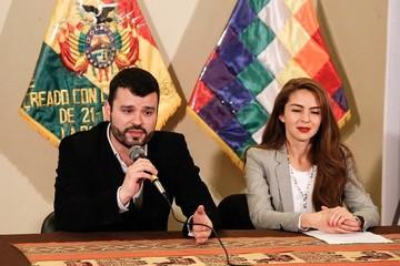 Diputado Canelas deja curul y asume como Viceministro