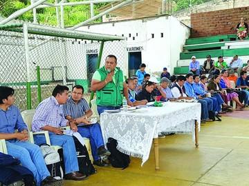 Chaco: Solución a cortes  de energía aún se analiza