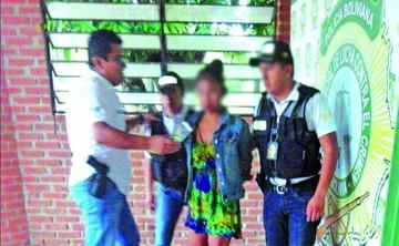Envían a Palmasola a mujer que flageló a su hijo de tres años