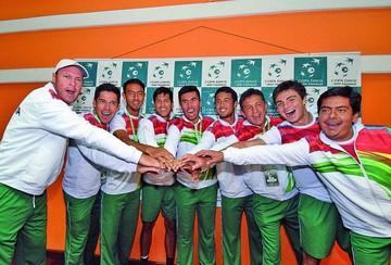 Los singles abren la serie entre Bolivia y Perú