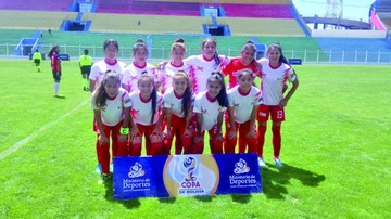 Chuquisaca busca festejar en el podio de la Copa Sub 18