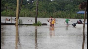 Casi 3.000 familias afectadas por inundaciones en Beni