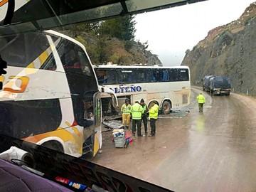 Accidentes en carretera dejan 9 personas muertas