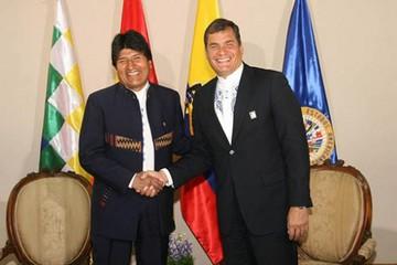Oposición ve en Ecuador un mensaje al populismo