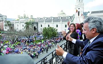Ecuador: Moreno se afianza en el poder tras el referéndum