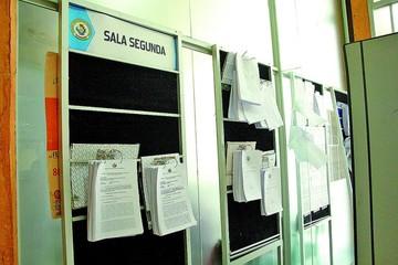 Ex magistrados acostumbraban demorar notificaciones de fallos